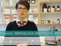 M. Snopková: Vakcíny musia spĺňať prísne požiadavky