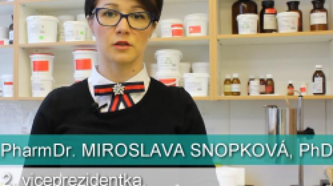 M. Snopková: Čo sú biologicky podobné lieky?