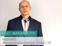 M. Šóth: Pozor na neoverené diagnózy z internetu