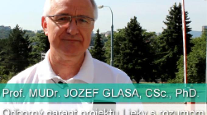 J. Glasa: Prečo dlho neužívať kvapky do nosa?
