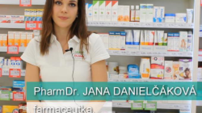 J. Danielčáková: Ako správne užívať lieky?