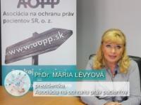 M. Lévyová: Ďakujeme za úspešný rok Liekov s rozumom
