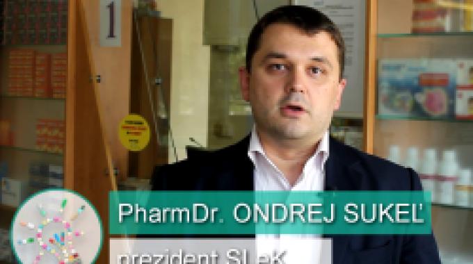 O. Sukeľ: Prečo sa lekárnika pýtať na predpísané lieky?
