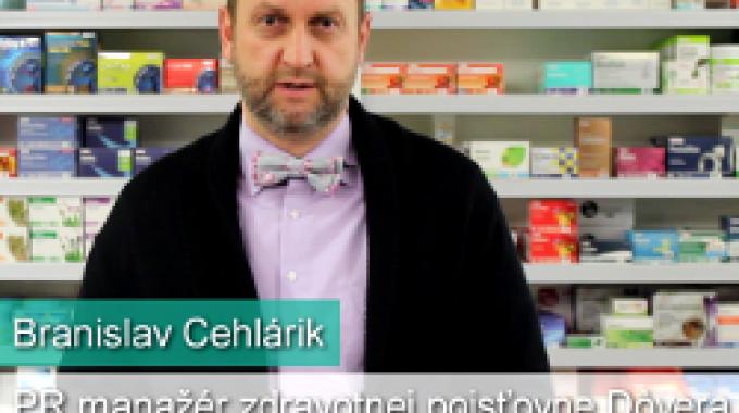 B. Cehlárik: Kde môžete nájsť informácie o lacnejších liekoch?