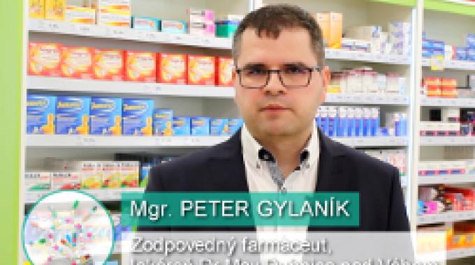 P. Gylaník: Kde získate podrobné informácie o lieku?